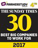 Times best company award